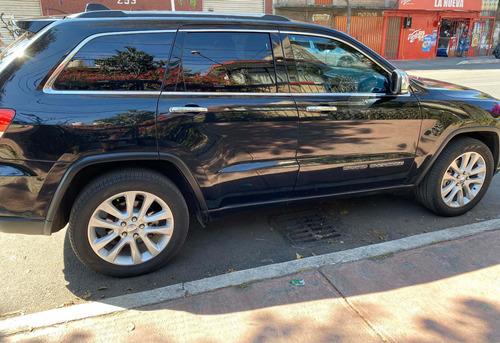 jeep grand cherokee 5.7 limited advance 4x4 at 2017