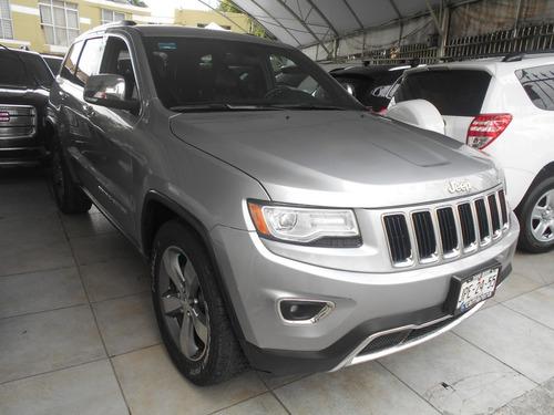 jeep grand cherokee 5.7 limited lujo 4x2 at