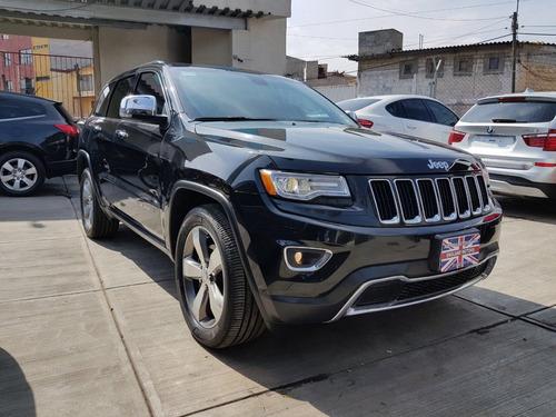 jeep grand cherokee 5.7 limited lujo 4x2 mt 2015