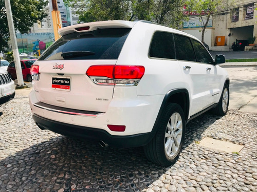 jeep grand cherokee 5.7 limited lujo 4x4 2017