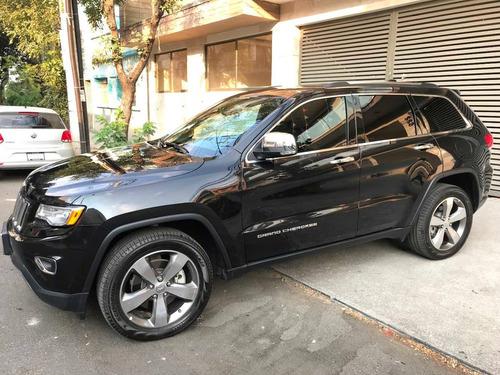 jeep grand cherokee 5.7 limited lujo 4x4 at