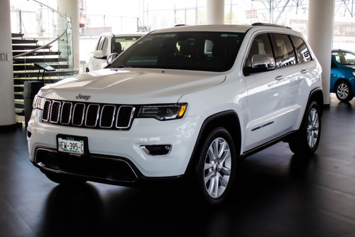 jeep grand cherokee 5.7 limited lujo advance 4x4 at 2017