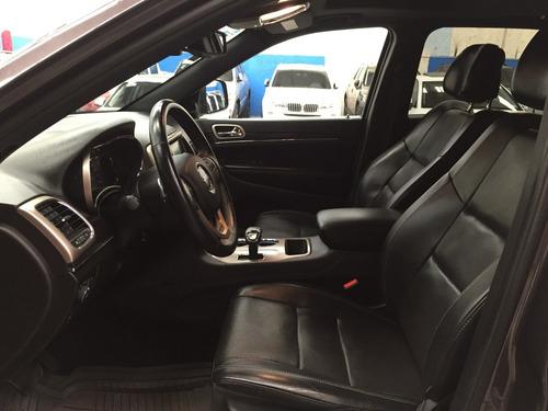 jeep grand cherokee 5.7 limited lujo v8 nav 2014