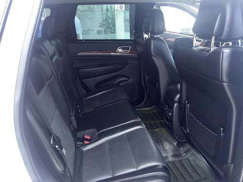 jeep grand cherokee 5.7 limited premium v8 2011 blindada