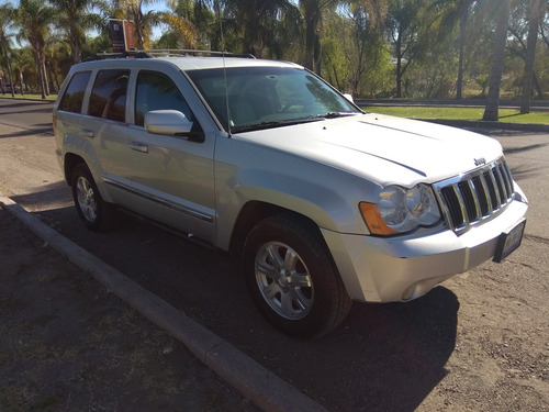 jeep grand cherokee 5.7 limited premium v8 4x2 mt 2009