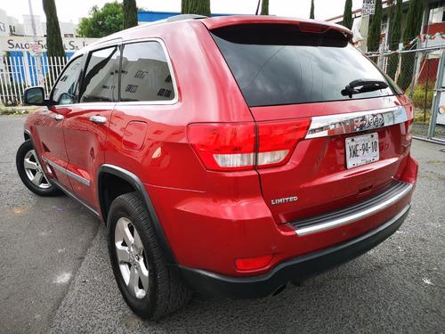 jeep grand cherokee 5.7 limited premium v8 4x2 mt 2011