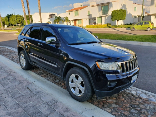 jeep grand cherokee 5.7 limited premium v8 4x2 mt 2011