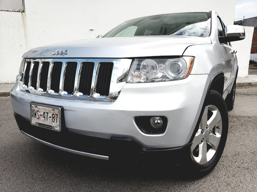 jeep grand cherokee 5.7 limited premium v8 4x2 mt 2013