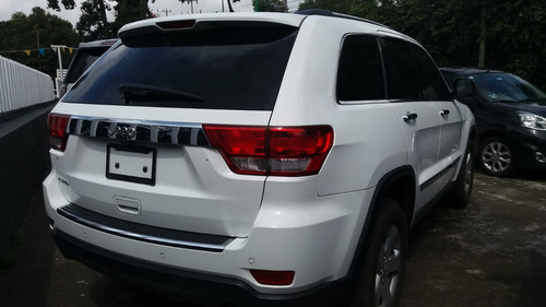 jeep grand cherokee 5.7 limited premium v8 4x2 mt 2013 blanc