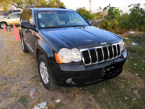 jeep grand cherokee 5.7 limited premium v8 4x4 mt 2008