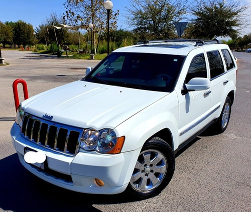 jeep grand cherokee 5.7 limited premium v8 4x4 mt 2010