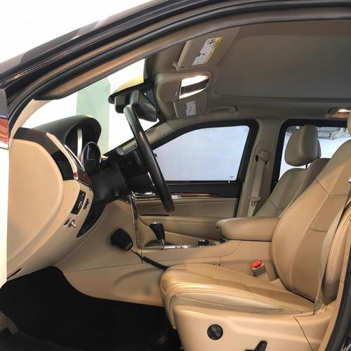 jeep grand cherokee 5.7 limited premium v8 4x4 mt 2011