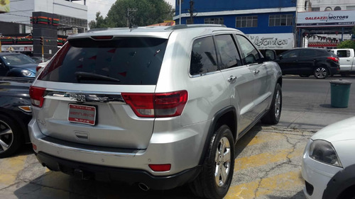 jeep grand cherokee 5.7 limited premium v8 4x4 mt 2011