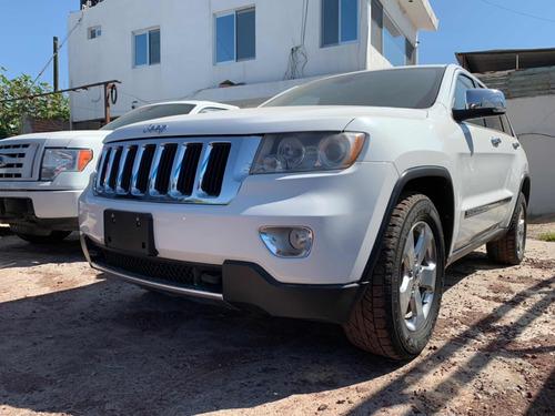 jeep grand cherokee 5.7 limited premium v8 4x4 mt 2013