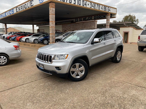 jeep grand cherokee 5.7 limited premium v8 navegación 4x4 mt