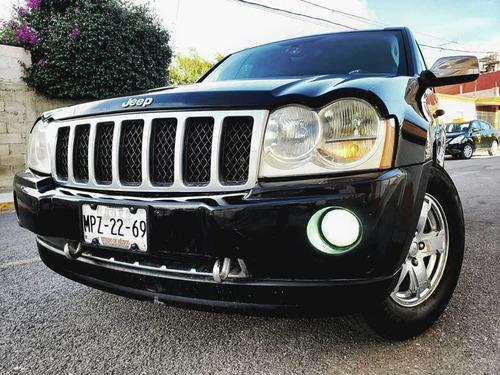 jeep grand cherokee 5.7 overland mt 2006