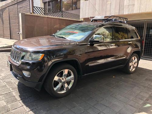 jeep grand cherokee 5.7 overland v8 tech group 4x4 mt