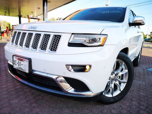 jeep grand cherokee 5.7 summit premium autos puebla