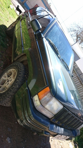 jeep grand cherokee 5.9 limited lx 5p 1997