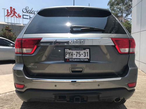 jeep grand cherokee 5p limited 4x2 v6 aut