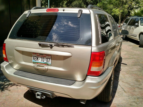 jeep grand cherokee 5p limited 4x4 v8 aut 2003