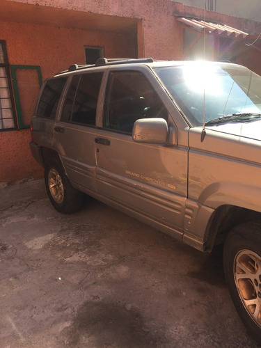 jeep grand cherokee 6 cil. 4x4