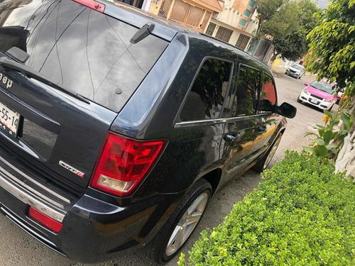 jeep grand cherokee 6.1l srt-8 mt 2007