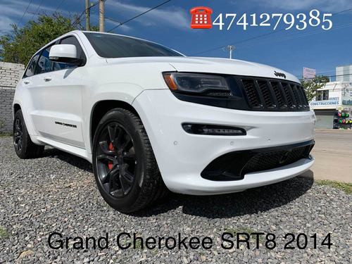 jeep grand cherokee 6.4 srt-8 4x4 mt 2014