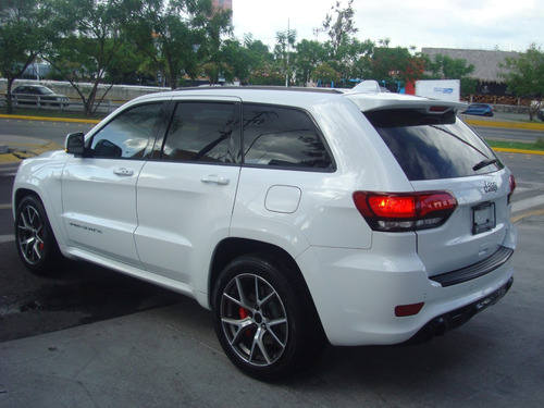 jeep grand cherokee 6.4 srt-8 at 2016 blanco