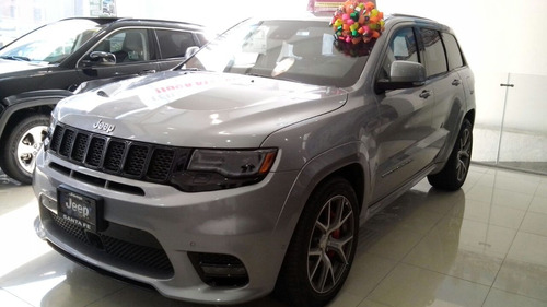 jeep grand cherokee 6.4 srt-8 at  2017 blindaje nivel 3 plus
