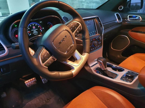 jeep grand cherokee 6.4 srt-8 at 2018