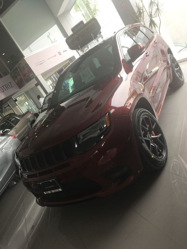 jeep grand cherokee 6.4 srt-8 at