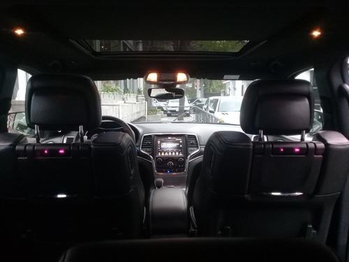 jeep grand cherokee 6.4 srt atx 465hp at 2017 usados