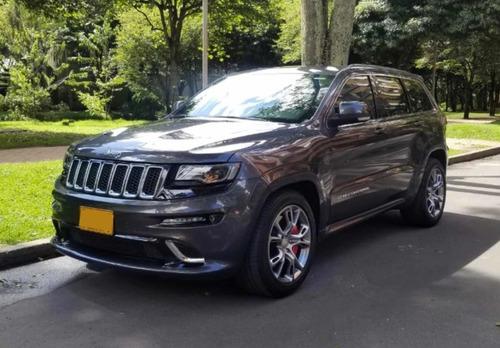 jeep grand cherokee 6.4l v8 hemi srt8 2015