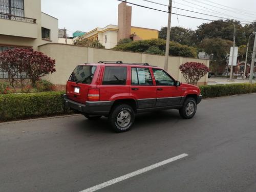 jeep grand cherokee 93 4 litros 4x4