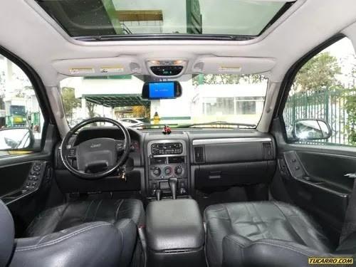 jeep grand cherokee año 2004