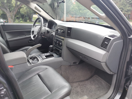 jeep grand cherokee aut,limited 4.7 muy cuidada 2007