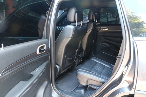jeep grand cherokee automática