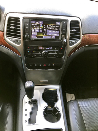 jeep grand cherokee blindada nivel 5 plus 2013