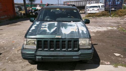 jeep grand cherokee desarmo jeep grand cherokee limited v8 4