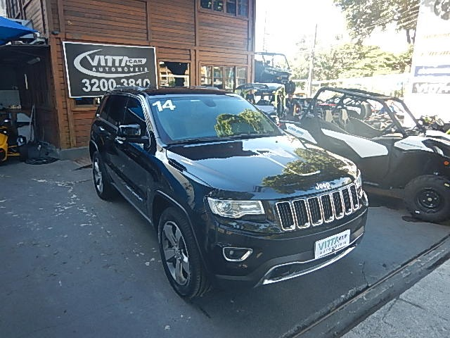 Jeep Grand Cherokee Diesel 3.0 Limited Aut. 5p 2014