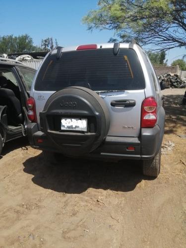 jeep grand cherokee en desarme