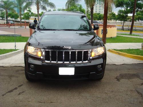 jeep grand cherokee laredo 2013 negro
