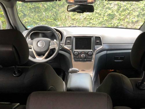 jeep grand cherokee laredo 2015  recien importado