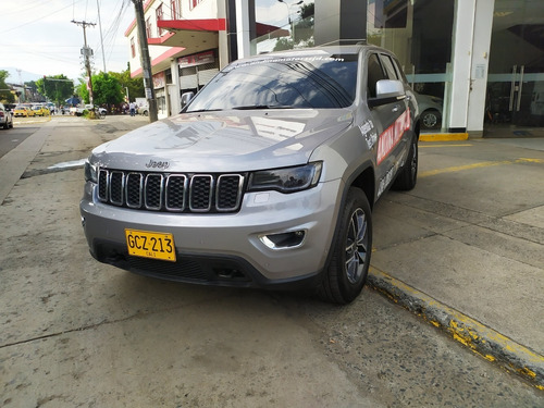 jeep grand cherokee laredo 2019 seminueva
