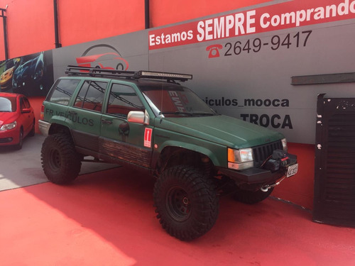 jeep grand cherokee laredo 4.0 off road mecanica