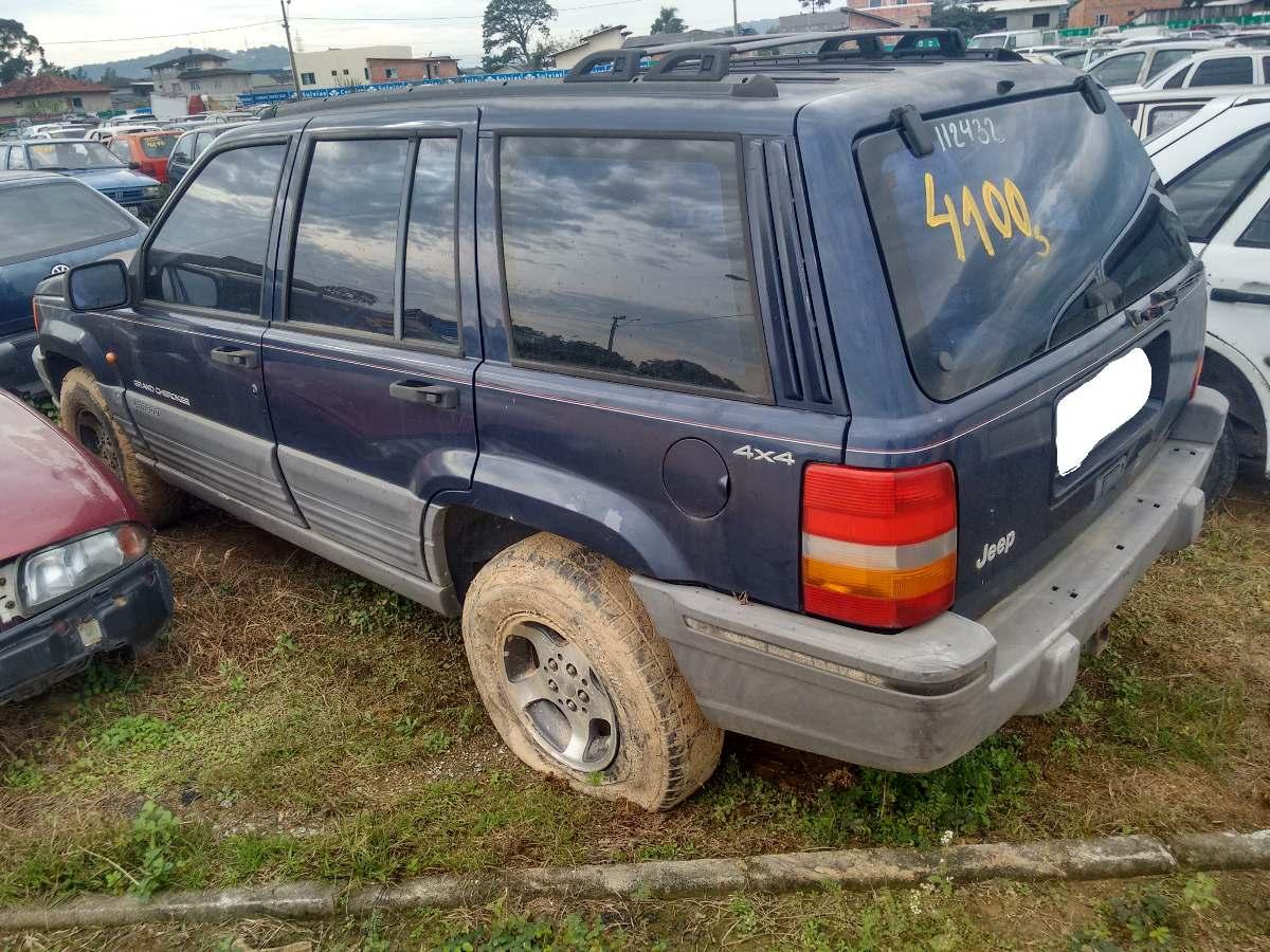 Jeep Grand Cherokee Laredo 4.0 V6   Peças De Reposiçao. Carregando Zoom.
