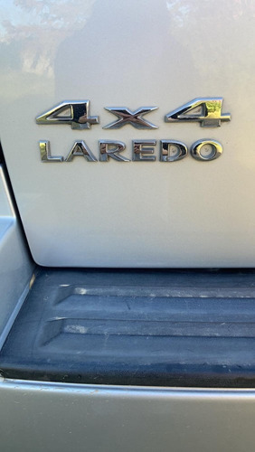jeep grand cherokee laredo 4x4 - divina! permuto financio