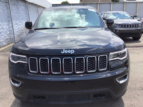 jeep grand cherokee laredo negro diamante + cuero