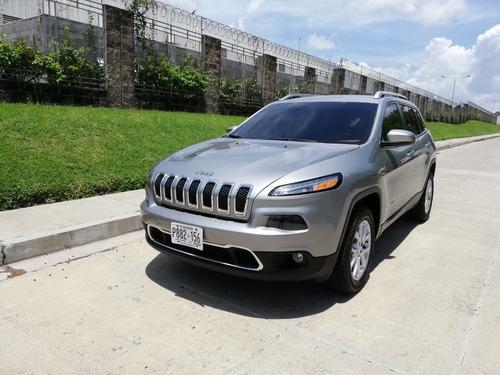 jeep grand cherokee latitud 4x4 2,4